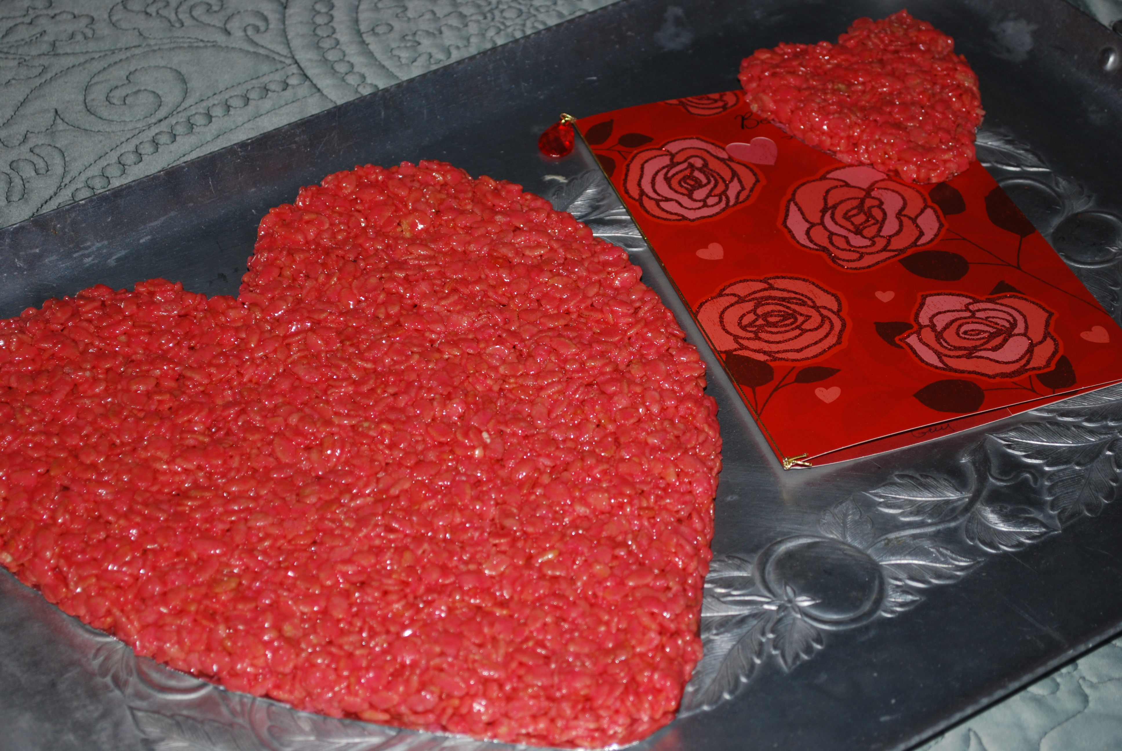Need A Valentine S Day Surprise Find The Rice Crispies Party And
