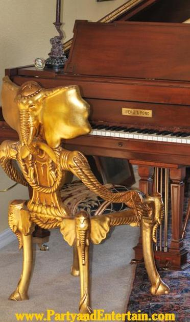 goldelephantatpiano